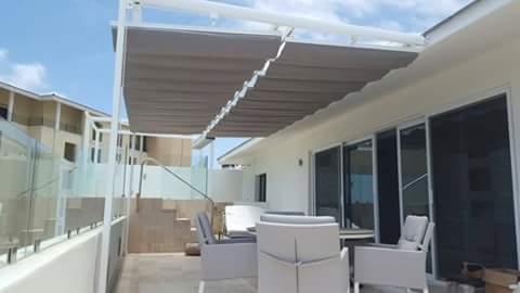 Paliller as spazio solare - Toldos para patios exteriores ...